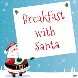 Breakfast with Santa @ St. Jude Cafe | Green Bay | Wisconsin | United States