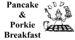 Pancake & Porkies Breakfast @ St. Jude Cafe' | Green Bay | Wisconsin | United States