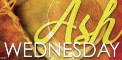 Ash Wednesday Mass Times