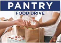 Food Drive for St. Patrick Pantry @ All Masses