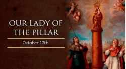 Our Lady of the Pillar - Mass @ Annunciation Parish | Green Bay | Wisconsin | United States