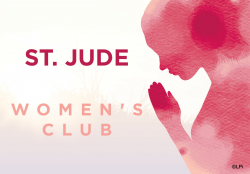 """St. Jude's Women's Club """"Sharing our Heritage"""" @ St. Jude Parish 