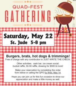 Quad Fest 2021 - Quad Fest Picnic @ St. Jude Parish | Green Bay | Wisconsin | United States