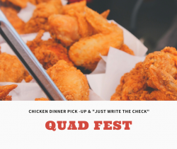 Quad Fest 2021 - Chicken Dinner @ Riverside Ballroom | Green Bay | Wisconsin | United States