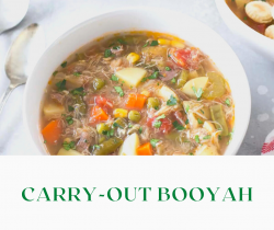 Carry-Out Booyah @ St. Joseph Parish | Green Bay | Wisconsin | United States